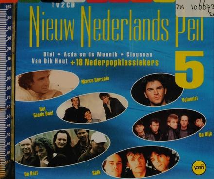 Nieuw Nederlands peil. vol.5