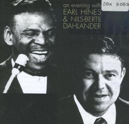 An evening with...N.B.Dahlander