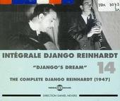 Intégrale Django Reinhardt. Vol. 14, Django's dream 1947