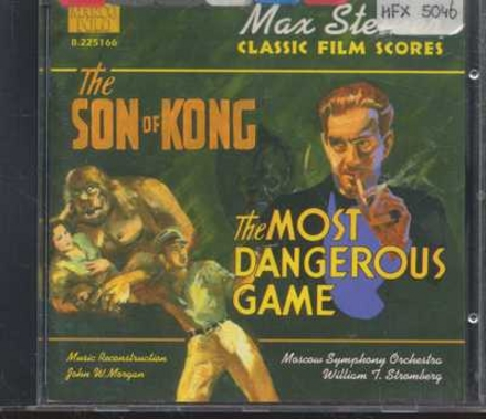 The son of Kong ; The most dangerous game