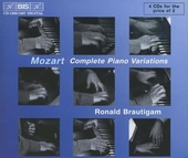 Complete piano variations