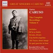 The complete recordings of Enrico Caruso volume 6. vol.6
