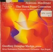 Piano concerto no.1 in c minor, op.33
