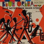 Blue Orleans : Blue notes from Basin street
