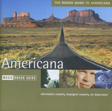 The Rough Guide to Americana