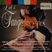 Let's tango : it takes 2 to tango. vol.3