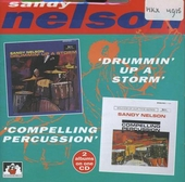 Drummin' up a storm ; Compelling percussion