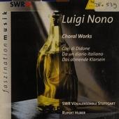 Choral works