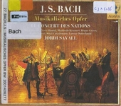 Musikalisches Opfer BWV 1079. Vol.1