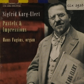 Pastels & impressions