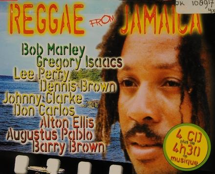 Reggae from Jamaica