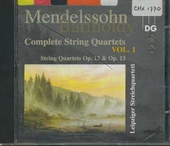 Complete string quartets vol.1. vol.1