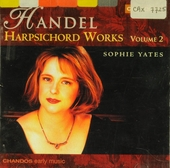 Harpsichord works, volume 2 (1720). vol.2