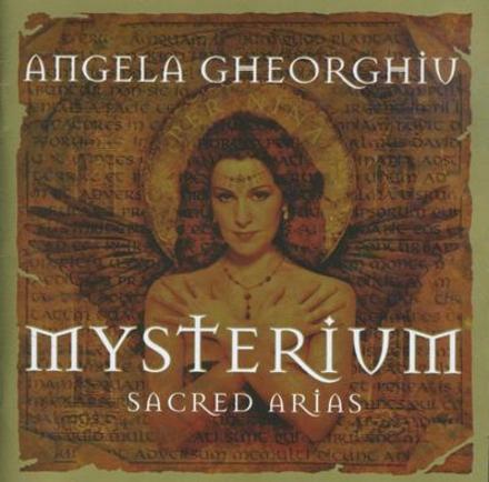 Mysterium : sacred arias