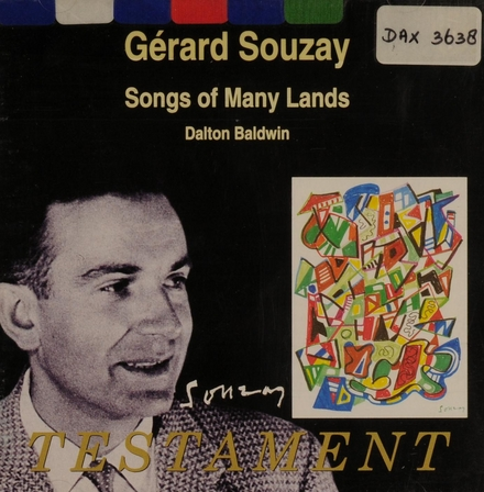 Songs of many lands