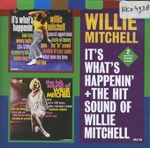 It's what's happenin' ; The hit sound of Willie Mitchell