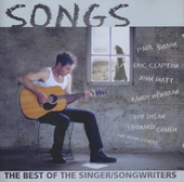 Songs : the best of the singer/songwriters