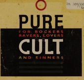 Pure Cult : Live Marquee