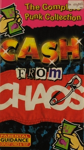 Cash from chaos : the complete punk collection