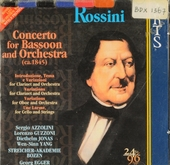 Rossini's last orchestral works