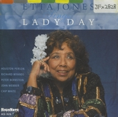 Etta Jones sings Lady Day