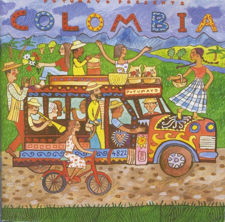 Putumayo presents Colombia