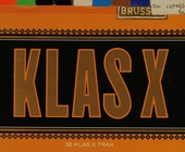 Studio Brussel : klas X