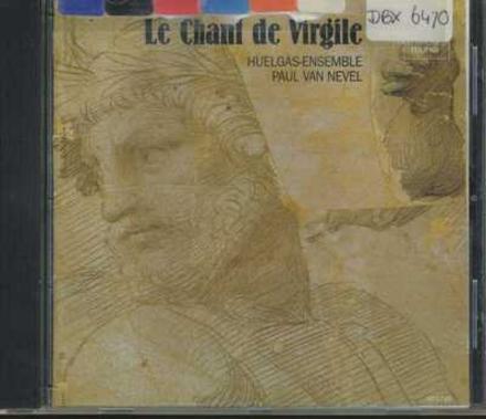 Le chant de Virgile : les poêtes de l'antiqué dans la musique de la renaissance