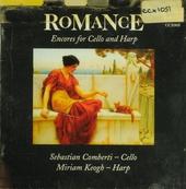 Romance : Encores for cello and harp