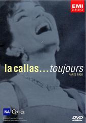 La Callas... toujours : Paris 1958