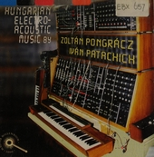 Hungarian electro-acoustic music