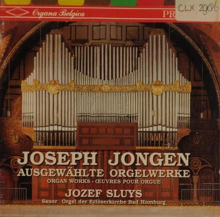 Ausgewählte Orgelwerke