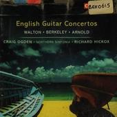 English guitar concertos