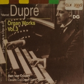 Complete organ works vol.3. vol.3
