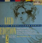 Lied edition vol.2 1837-1847. vol.2