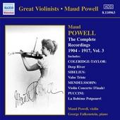 The complete 1904 - 1917 recordings, vol.3. vol.3