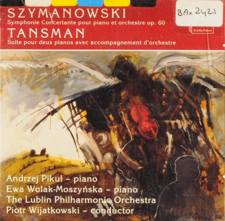 Symphonie concertante op.60