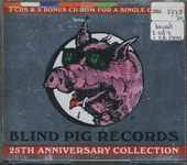 Blind Pig records 25th anniversary