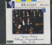 Concertos n.13, K.415 & n.22, K.482. vol.1