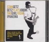 Getz plays Jobim : the girl from Ipanema