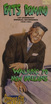 Walking to New Orleans : 1949-1962