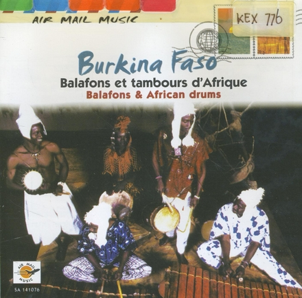 Burkina Faso : balafons et tambours d'Afrique