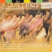 A quiet riot