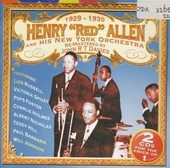Henry 'Red' Allen & his New York Orchestra 1929-1930