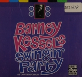 Barney Kessel's swingin' party at Contemporary