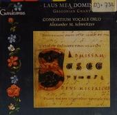 Laus mea Dominus ; Gregorian chant