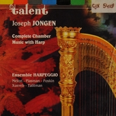 Complete chamber music with harp