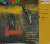 African Gnaoua blues
