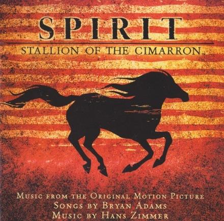 Spirit : stallion of the Cimarron