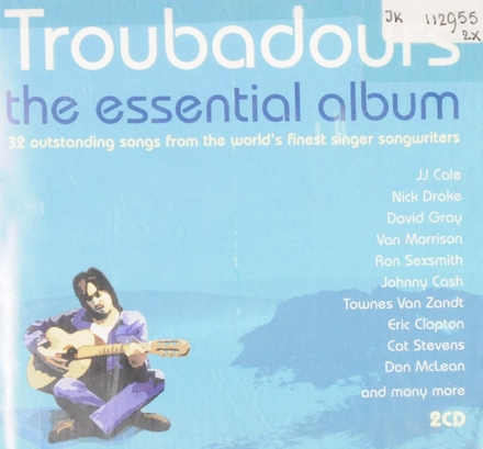 Troubadours : the essential album